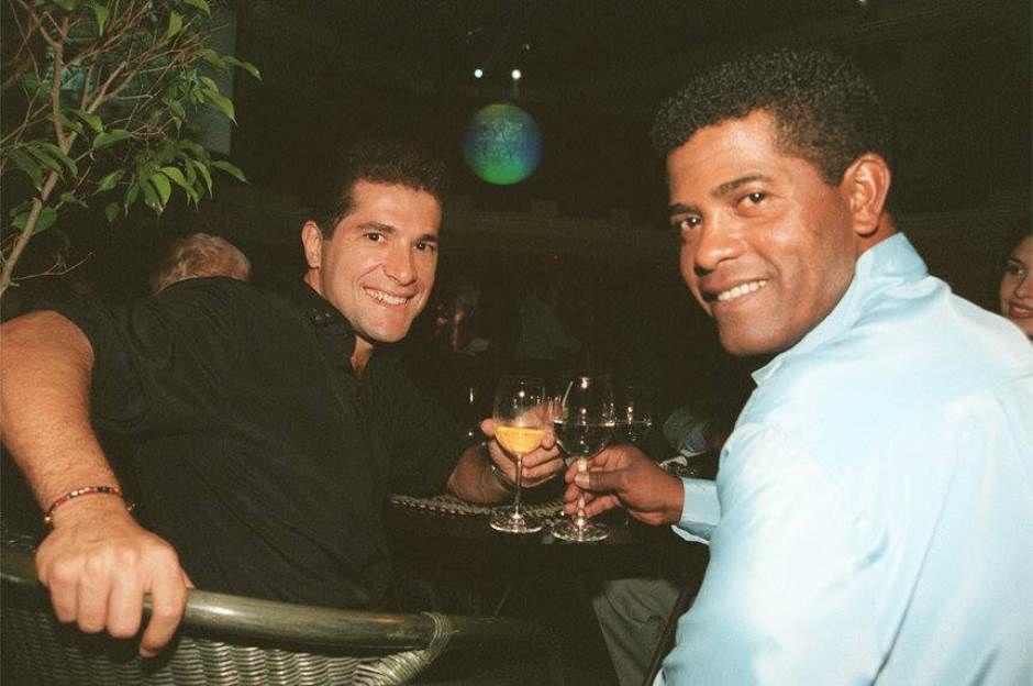 João Paulo, à direita, morreu em 1997 / Wanezza Soares/Folhapress