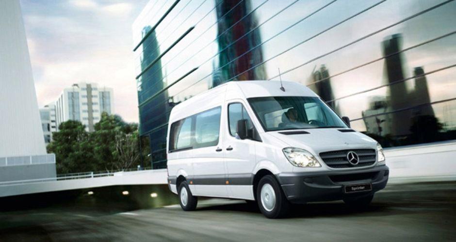 Mercedes-Benz comunica recall de veículos Sprinter