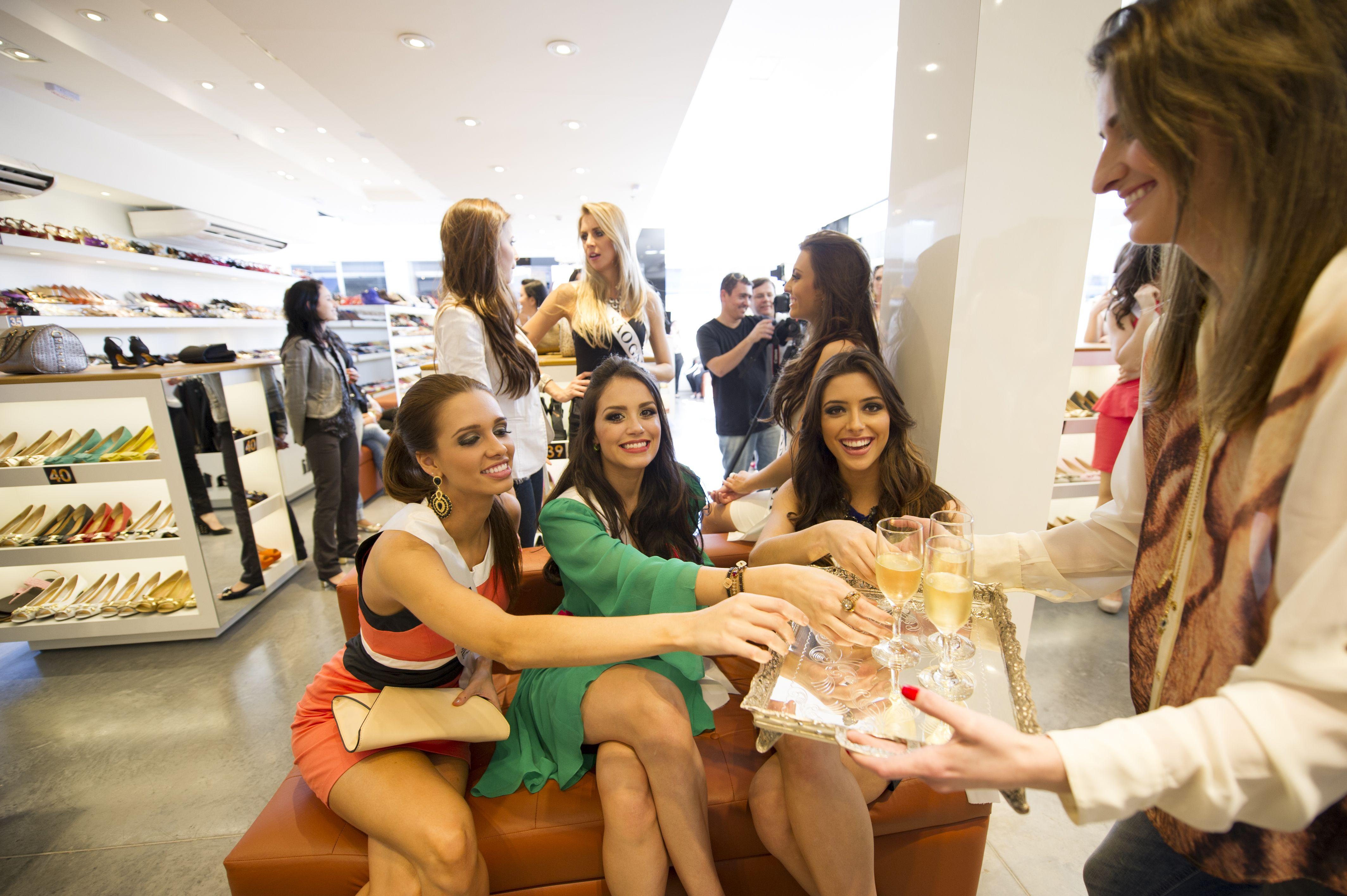 Candidatas ao Miss RS 2014 gravaram vídeos promocionais / Antares Martins/Divulgação