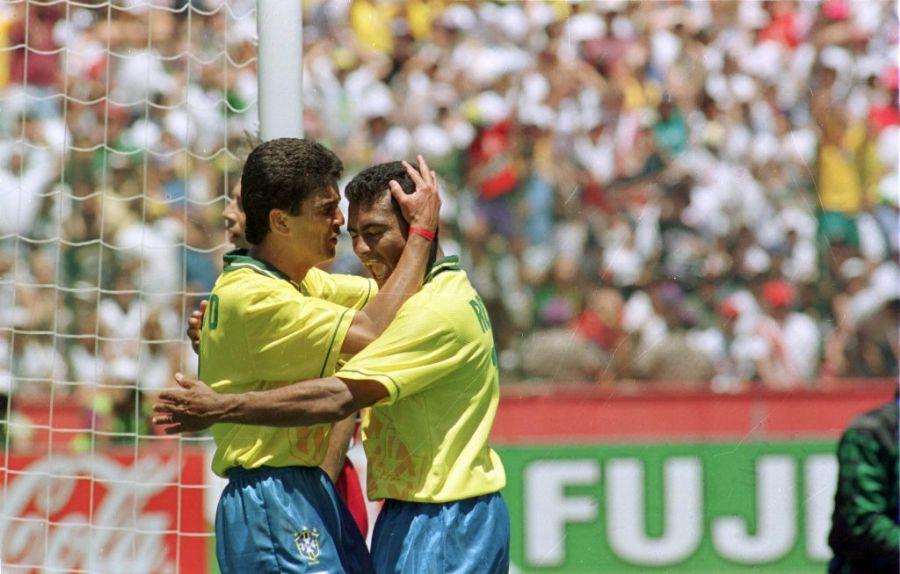 Bebeto e Romário conquistaram o tetracampeonato nos Estados Unidos em 94 e podem reeditar a dupla na política
