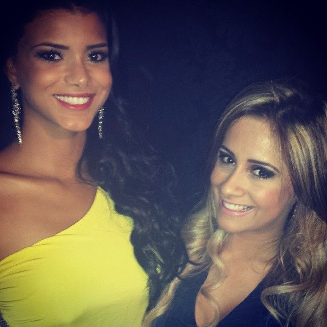 Babi Muniz tieta a Miss Brasil Jakelyne - Notícias - Miss ... Jakelyne Oliveira Instagram