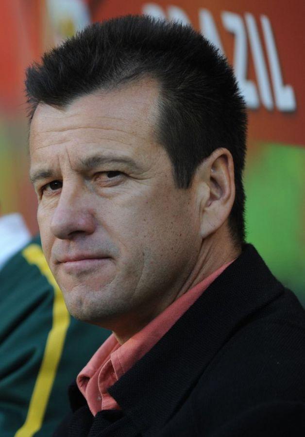 Dunga só treinou a seleção brasileira em sua carreira como técnico / Foto: Antonio Scorza/AFP