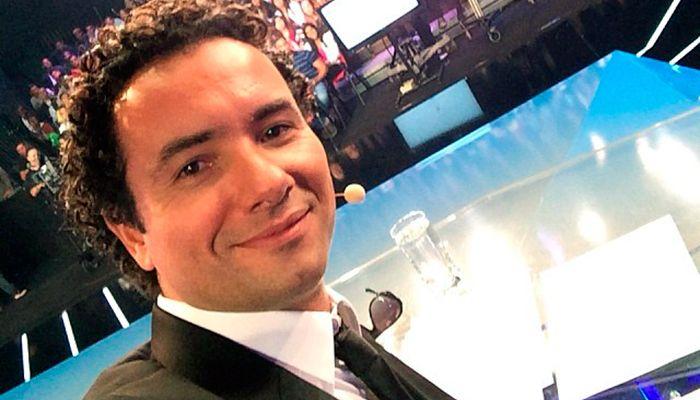 Marco Luque já foi jogador de futebol / Divulgação/Instagram