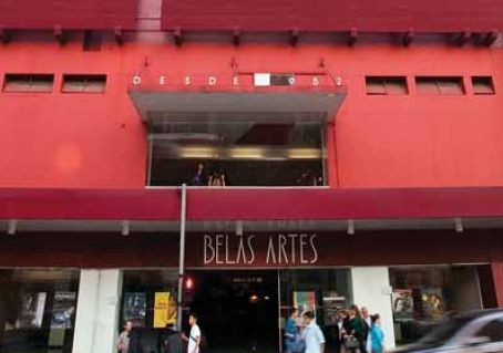 Cine Belas Artes vai fechar as portas em alguns dias / Foto: Reprodução/Metro