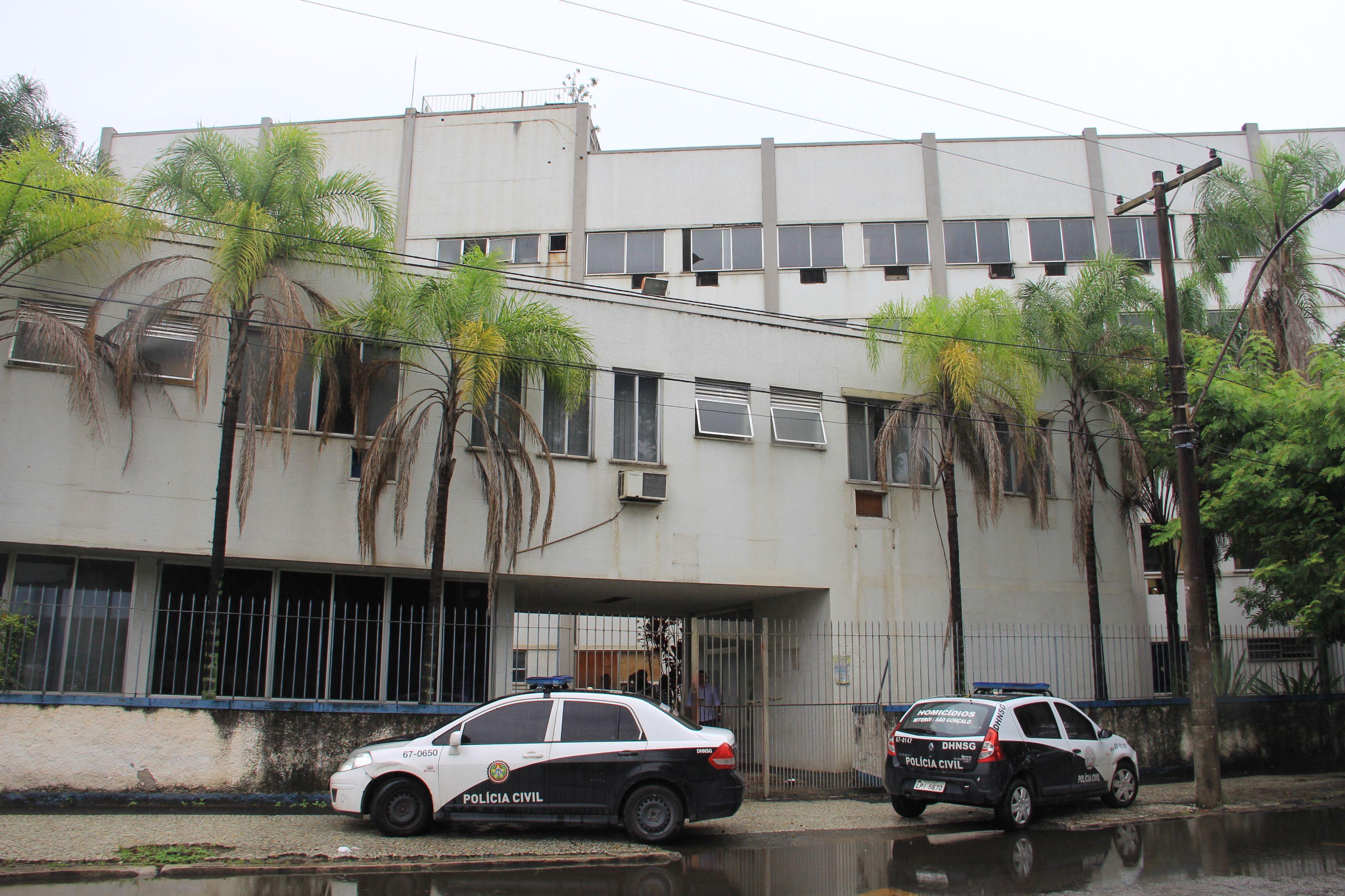 Delegacia de Niterói será inaugurada este ano - Band.com.br