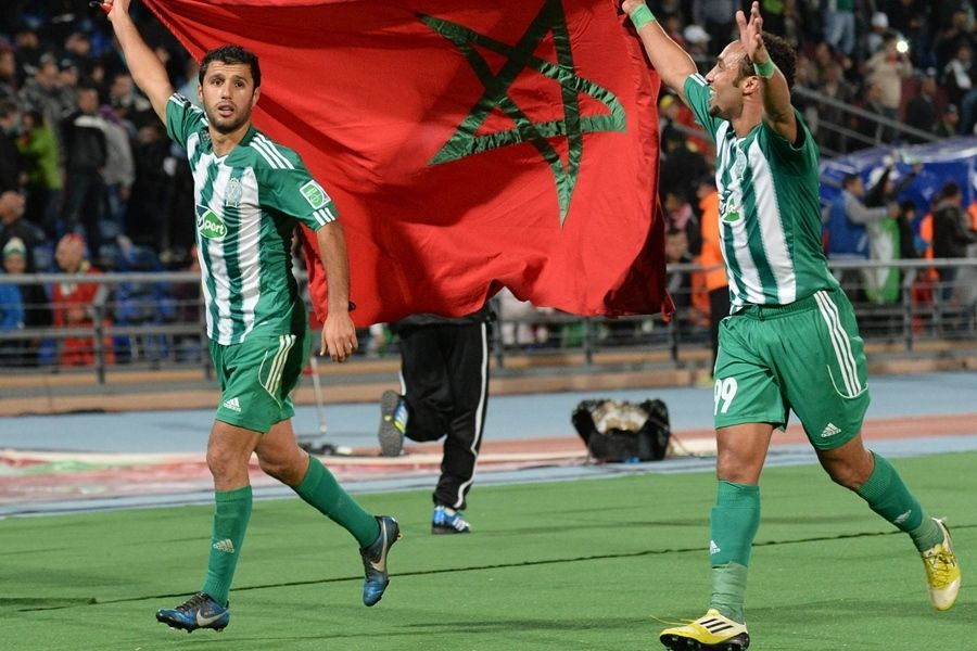 Raja Casablanca festeja classificação à final do Mundial