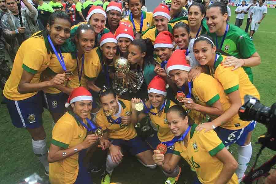 Brasil vence o Chile e conquista o tetra