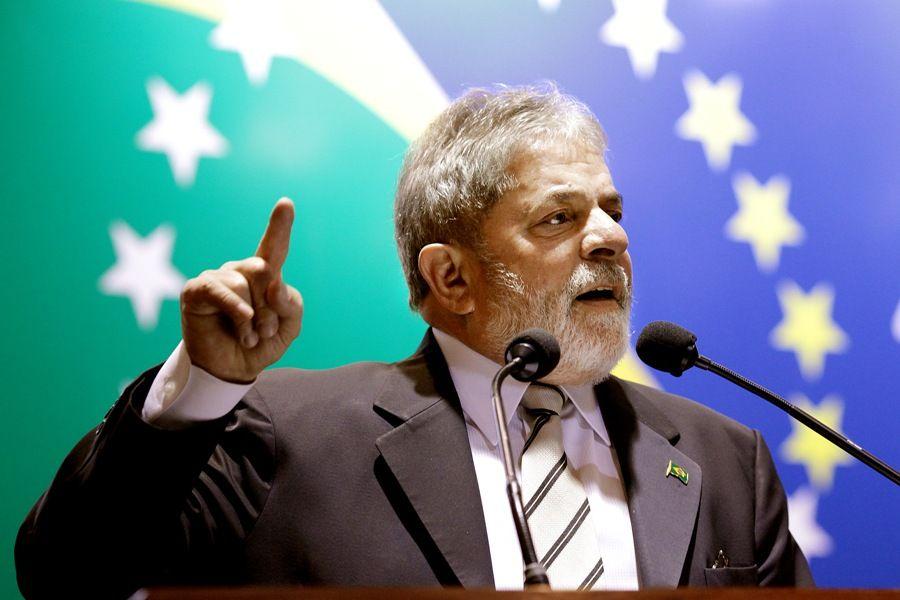 Durante governo Lula economia brasileira avançou a 3,6% por ano, abaixo da média do restante do mundo, de 3,7% / Foto: Ricardo Stuckert/PR