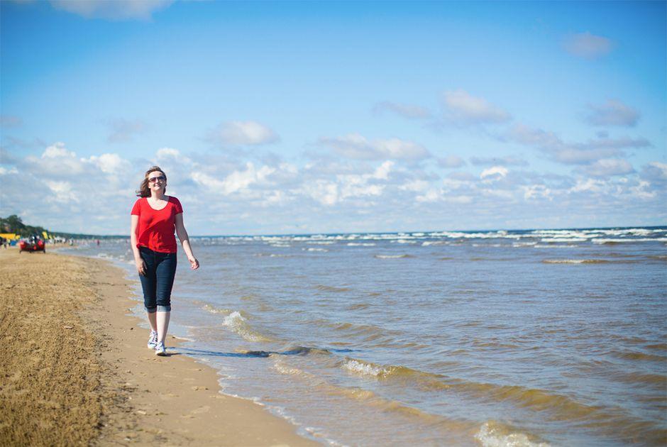 Caminhada é um esporte com muitos adeptos / Ekaterina Pokrovsky/Shutterstock