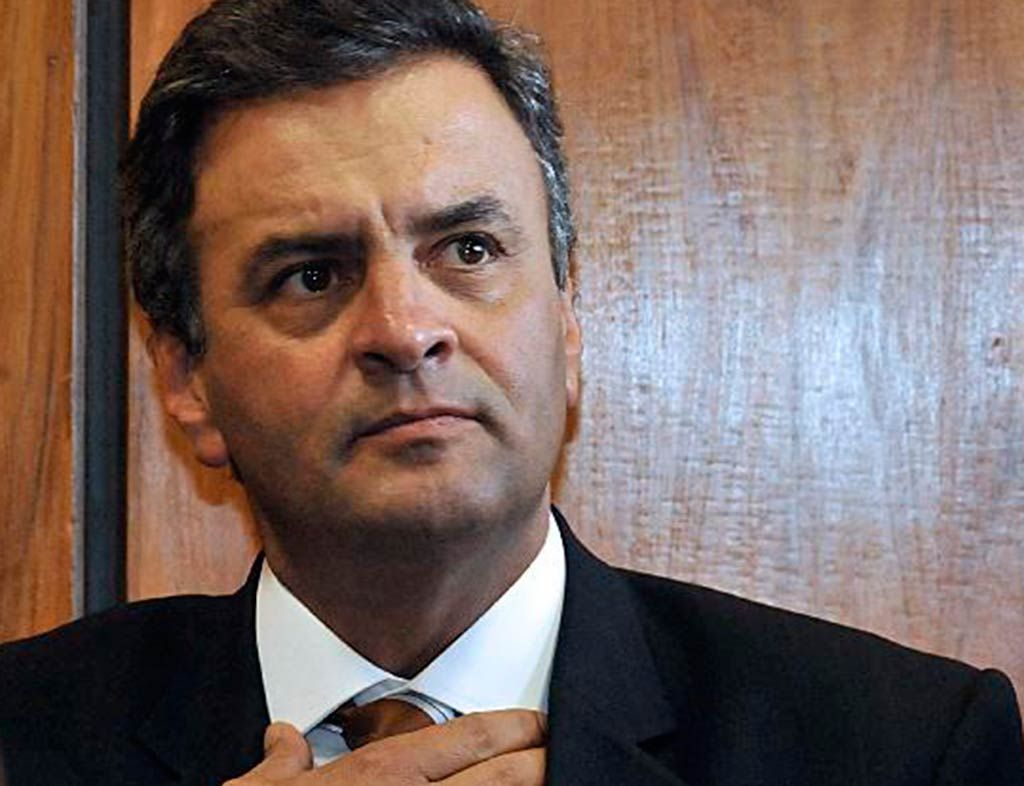 Aécio Neves participou do Canal Livre / Jose Cruz/ABr