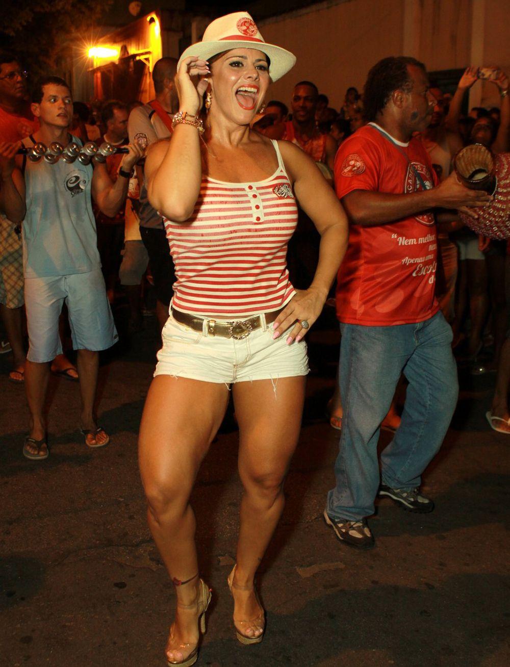 Viviane Araujo Nude Photos 83