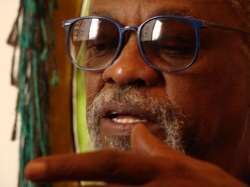 Giba Giba foi ligado diretamente aos movimentos negros sendo assessor de assuntos afro-açorianos da Secretaria Municipal da Cultura da Capital / Divulgação