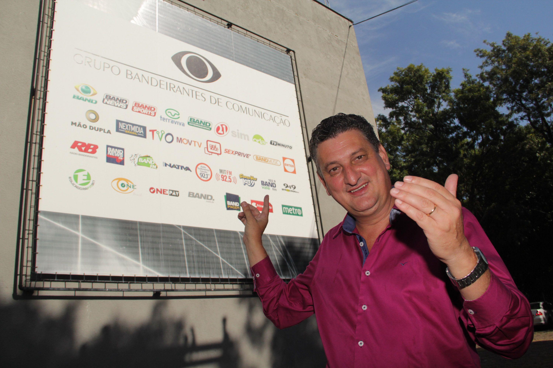 Reche atuará como apresentador e comentarista nas duas emissoras de rádio, além de ter uma participação diária na Band TV / Gabriela Di Bella / Metro Jornal Porto Alegre
