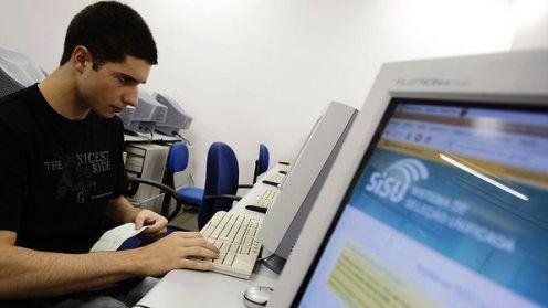 Sisu seleciona estudantes para vagas no ensino superior público com base nas notas do Enem / Divulgação/Arquivo