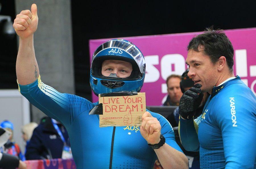 As melhores imagens desta segunda em Sochi