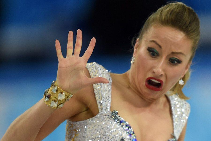 Veja algumas caretas de Sochi