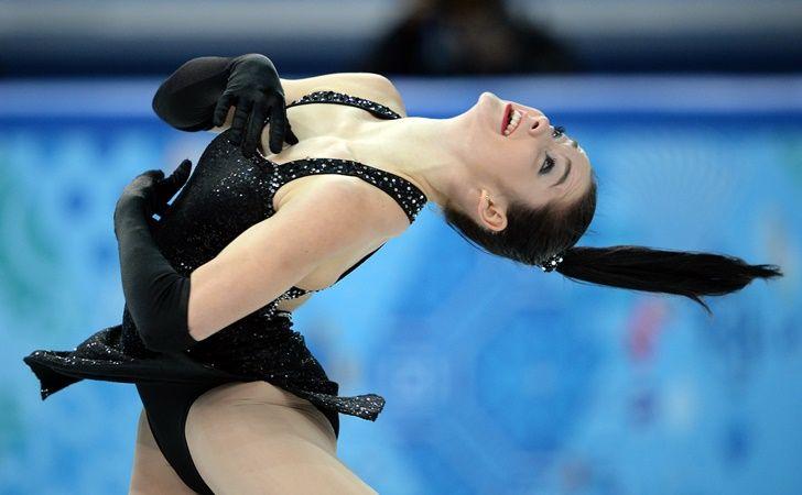 A bela Kaetlyn Osmond encanta o público em Sochi