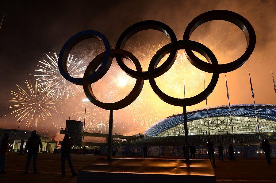 Veja imagens do encerramento dos Jogos de Sochi