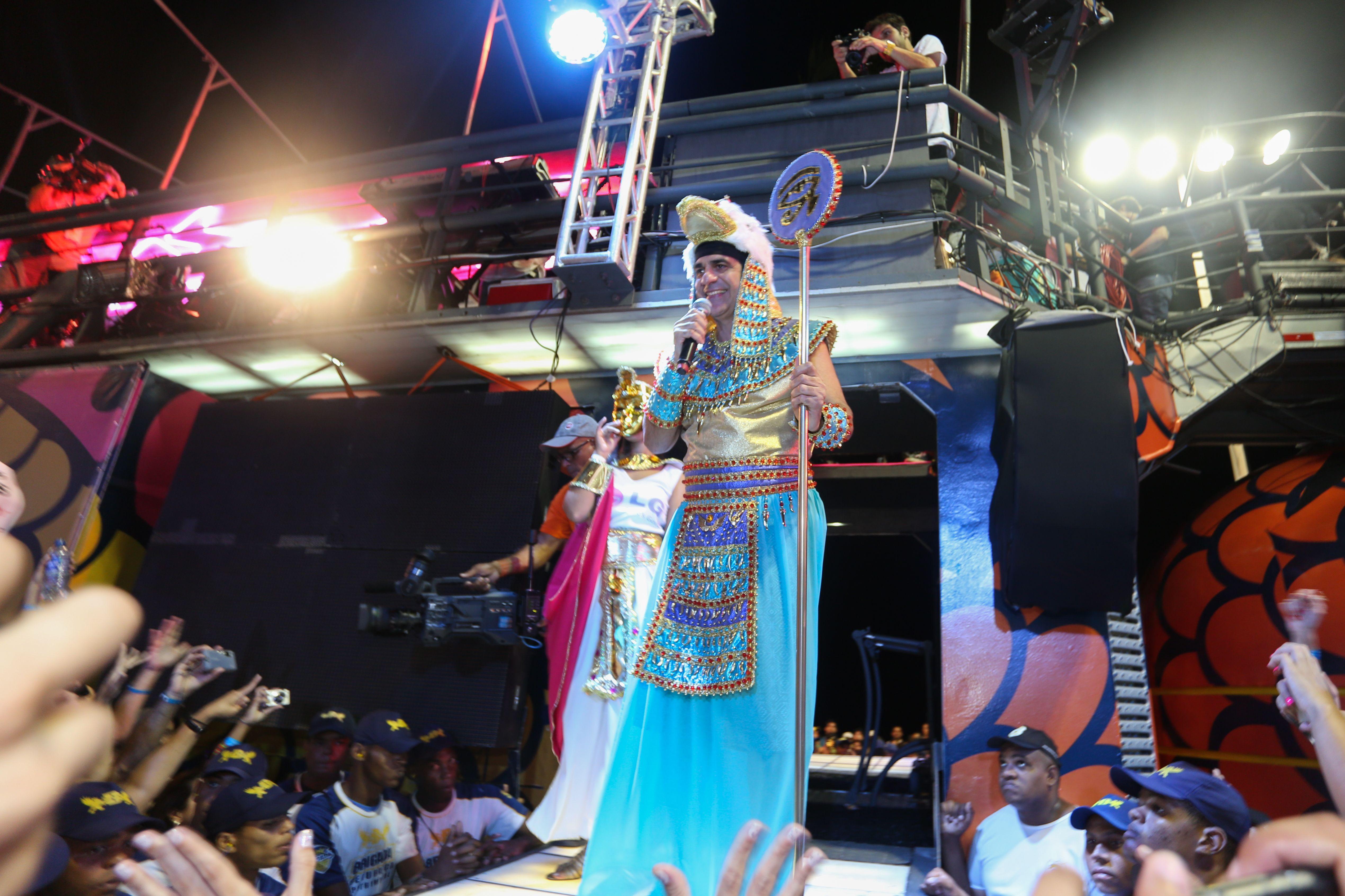 78d9296e5c Asa de Águia dá início ao Carnaval na Bahia - Band.com.br