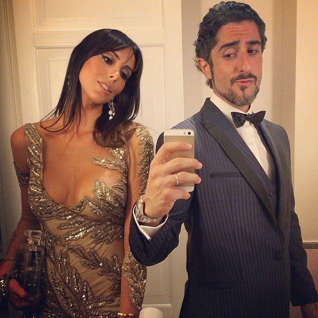 Suzana Gullo e Marcos Mion