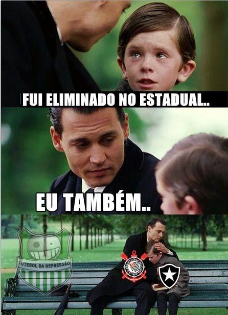 Meme eliminação Corinthians