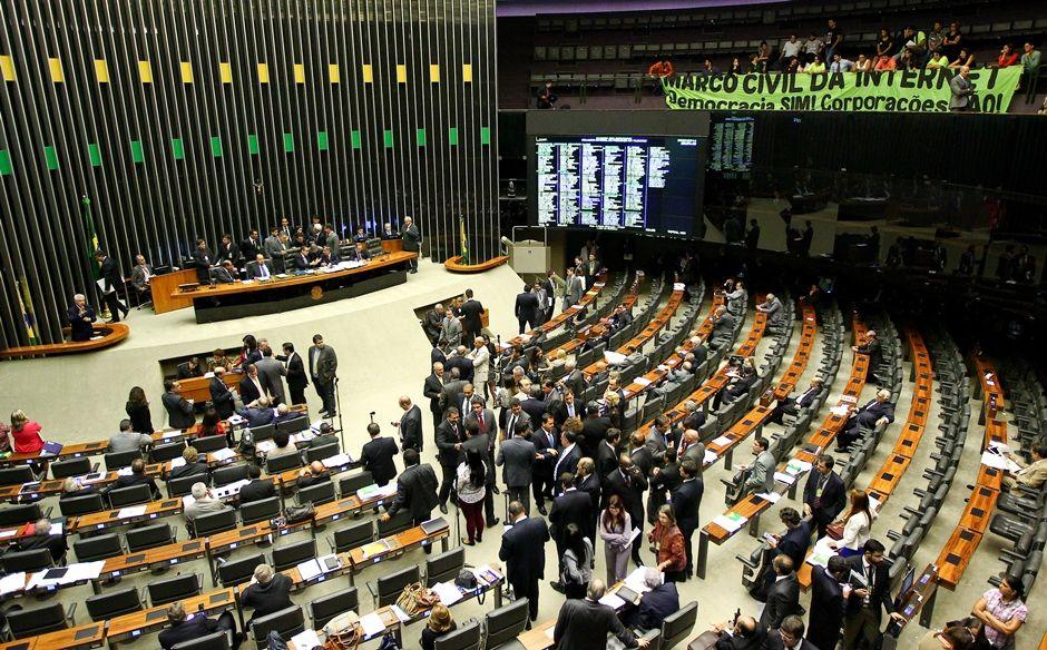 Câmara aprovou projeto na noite desta terça-feira / Pedro Ladeira/Folhapress