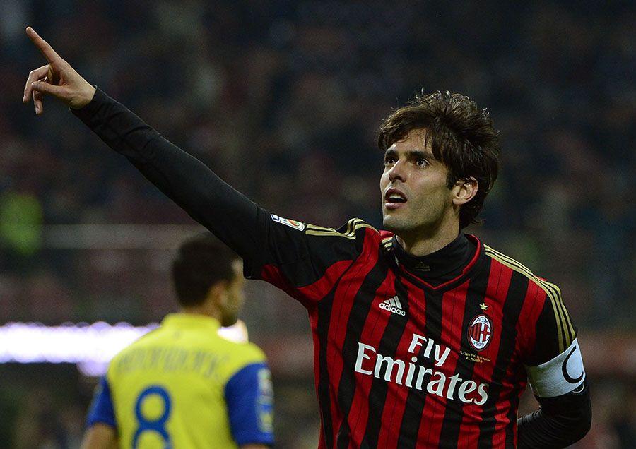 Kaká deixa o Milan e volta para o São Paulo / Olivier Morin/AFP
