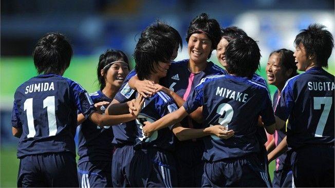 A seleção do Japão chega com a melhor campanha do torneio em busca do título / Divulgação