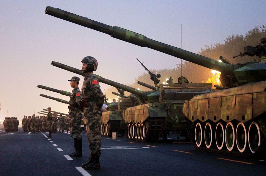 Resultado de imagem para exército chines