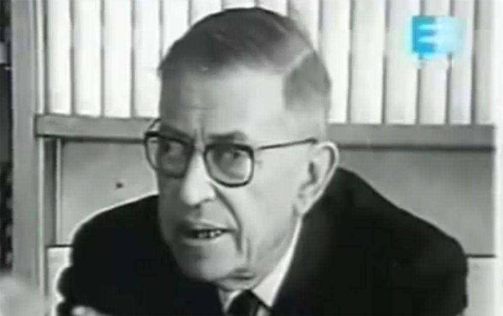 """Manuscrito de """"As Palavras"""", de Sartre, é vendido por R$ 155 mil"""