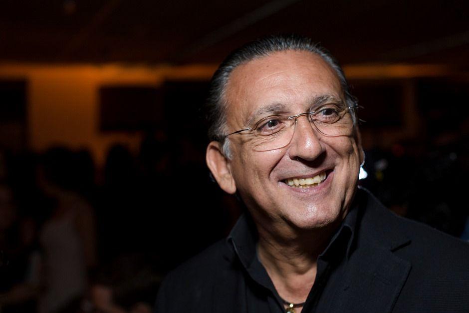 Galvão Bueno comentou sobre morte de Luciano do Valle / Gabo Morales/Folhapress
