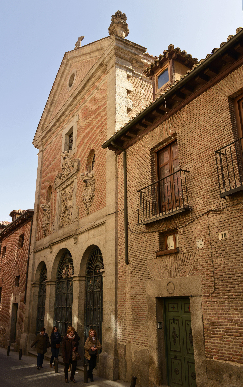 Busca por restos de Cervantes começa nesta segunda-feira
