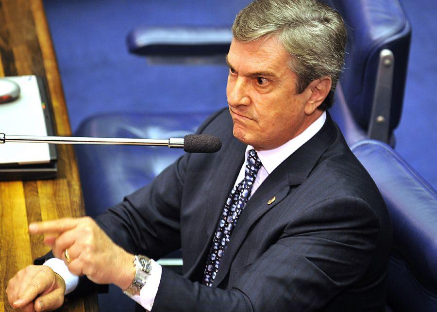 Senador Collor é do PTB (Partido Trabalhista Brasileiro) / Valter Campanato/ABr