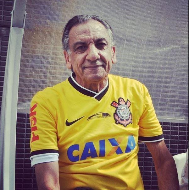 Osmar de Oliveira era corintiano confesso / Reprodução/Facebook