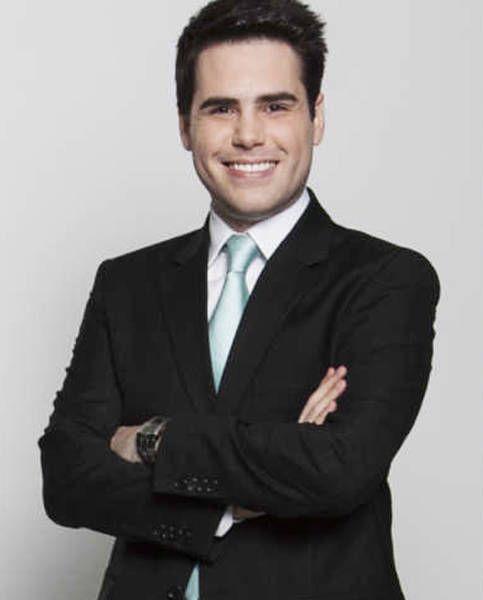 """""""É a realização de um sonho"""", diz Bacci - Notícias - TV - Band.com.br"""