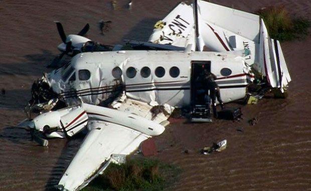 Acidente deixou cinco mortos no Uruguai / C5N Buenos Aires/AFP