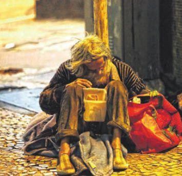 Moradores de rua têm 900 vagas em abrigos / Emmanuel Pinheiro   Metro BH