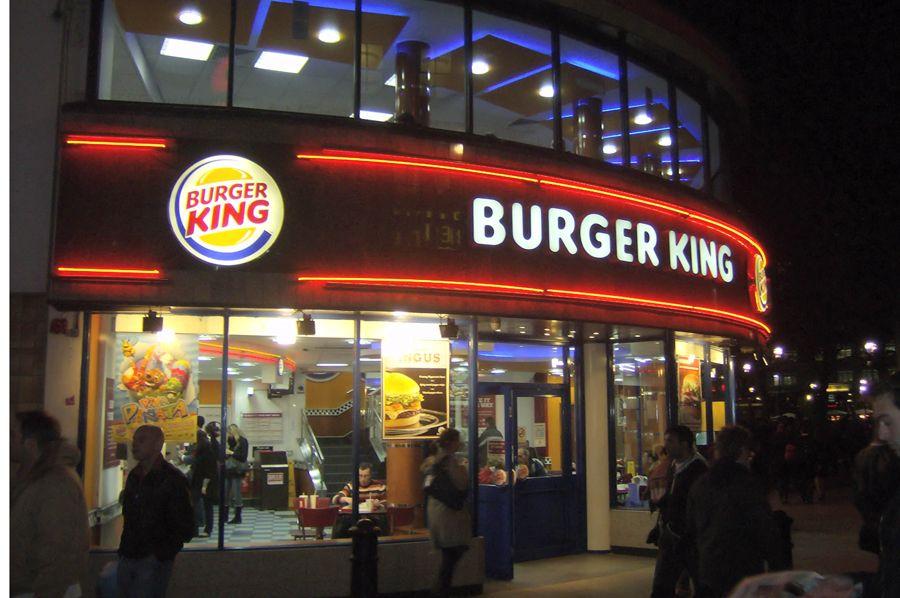 Burger King busca outros fornecedores capazes de produzir carne de hambúrgueres 100% de boi / Divulgação