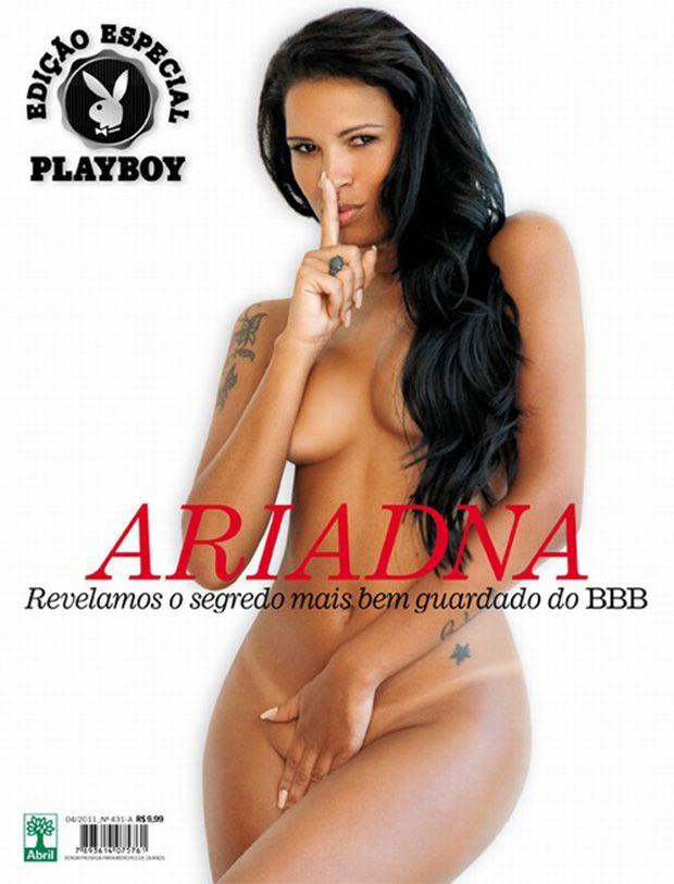 E Bbb Vanessa Assina Contrato A Playboy