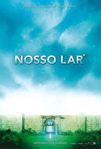 O filme é baseado em um best-seller de Chico Xavier