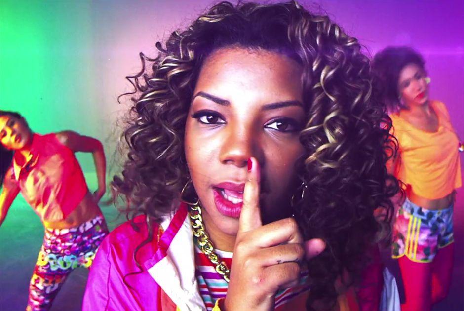 """Ludmilla lança novo clipe da música """"Hoje"""" - Band.com.br"""