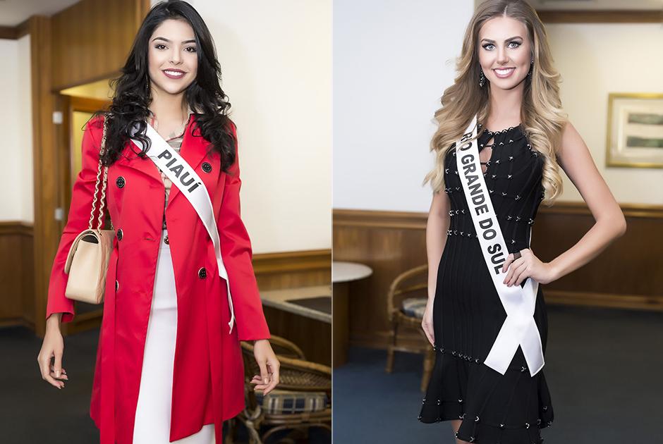 Relembre a trajetória de Marthina Brandt no Miss Brasil 2015
