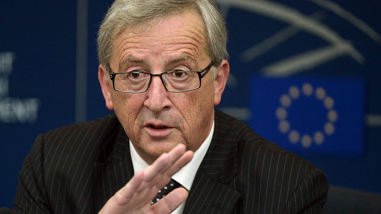 Juncker disse ainda acreditar que a saída da Grécia da zona do euro não é uma opção / Frederick Florin/AFP