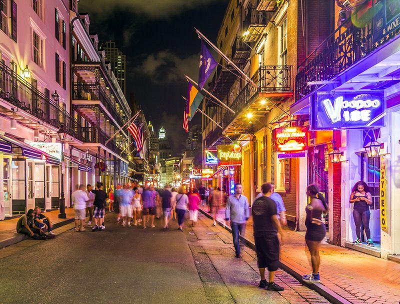 O Jambalaya é uma receita de Nova Orleans /
