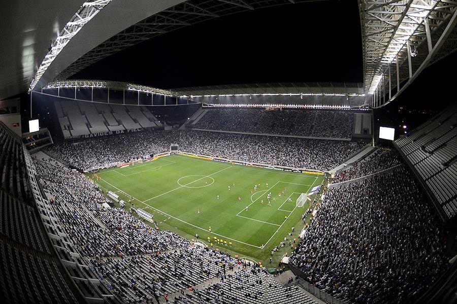 Preço do ingresso na Arena Corinthians é o mais caro do Brasil / Mauro Horita/Agif/Folhapress