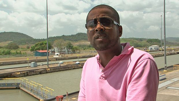 Henrique no Canal do Panam¿¿