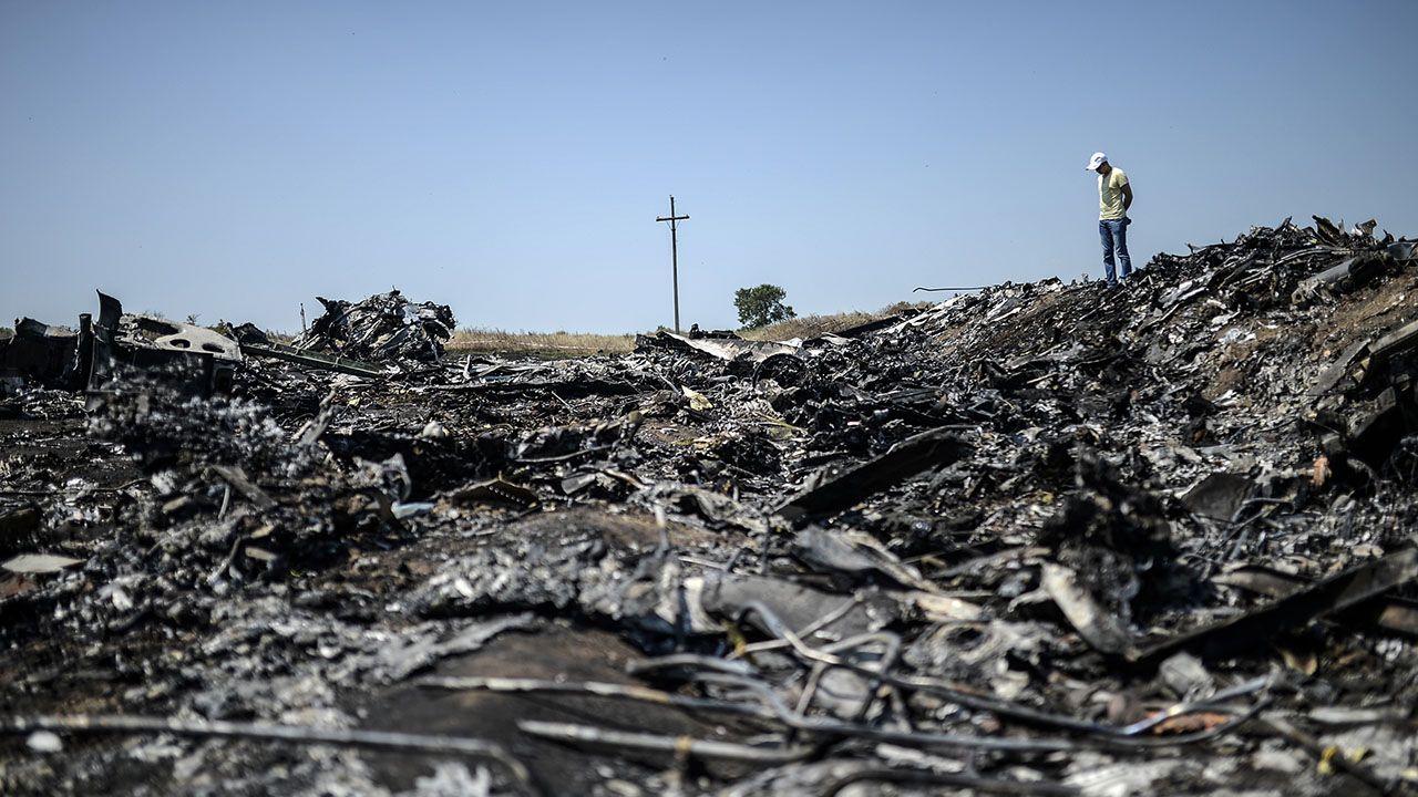 Boeing da Malaysia Airlines foi abatida por um míssil ao sobrevoar zona em guerra / Bulent Kilic/AFP