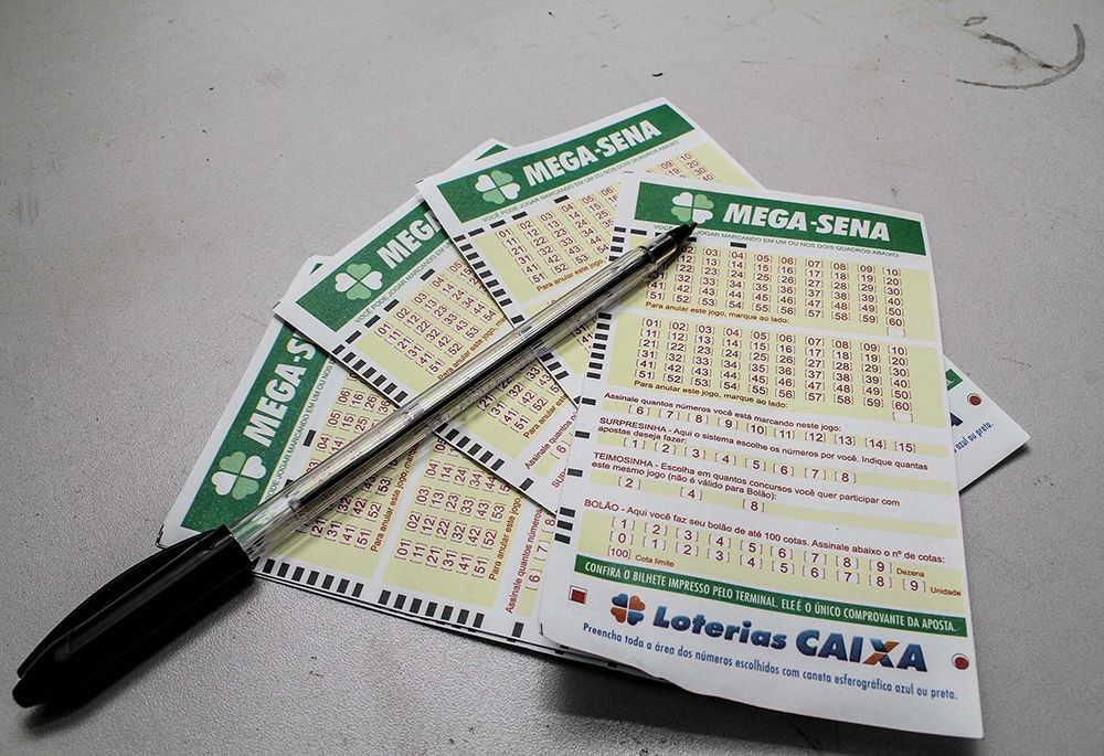Mega-Sena acumulou novamente / Alessandro Valle/Folhapress
