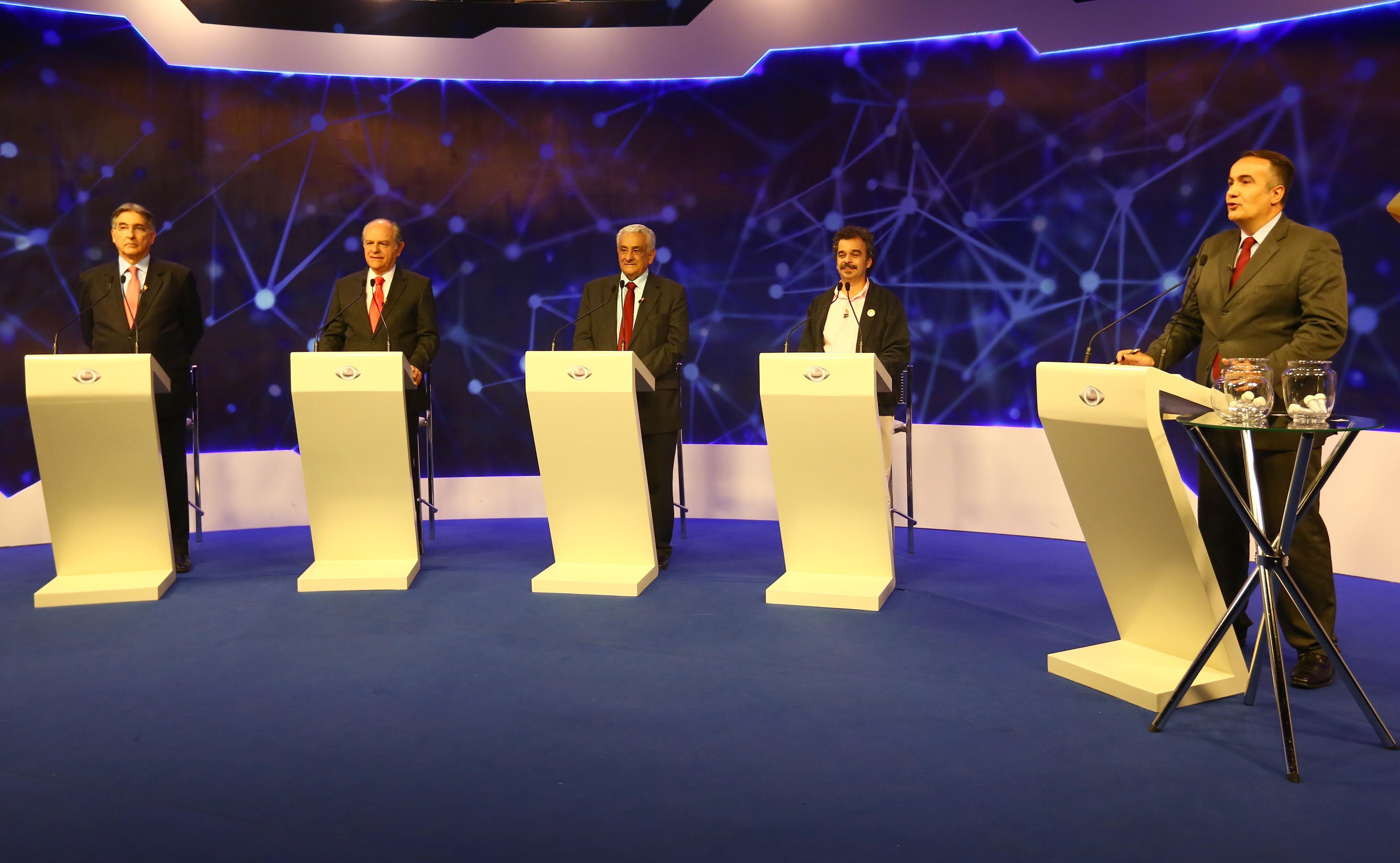 Debate durou cerca de três horas / Emmanuel Pinheiro