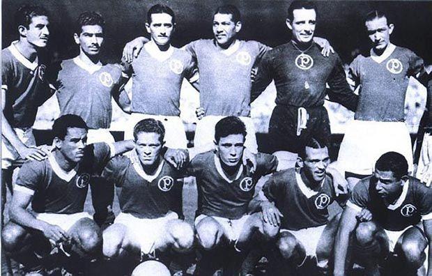 Palmeiras campeão da Copa Rio de 1951